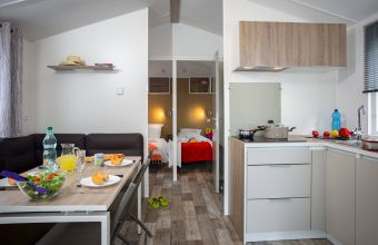 Mobil-home Palma camping Le Boudigau