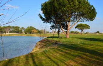 Golf Aiguillon-sur-Mer camping Bel Air