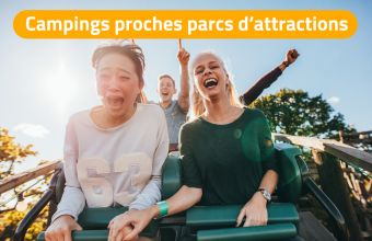 Nuit offerte campings proches parcs d'attraction