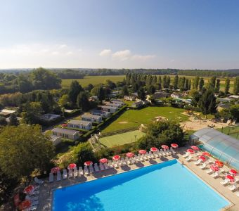Camping Le Village Parisien proche Paris